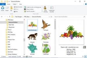 SewIconz 64-bit screenshot