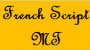 french-script-mt