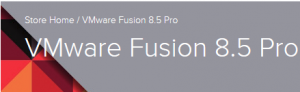 vmwarefusion
